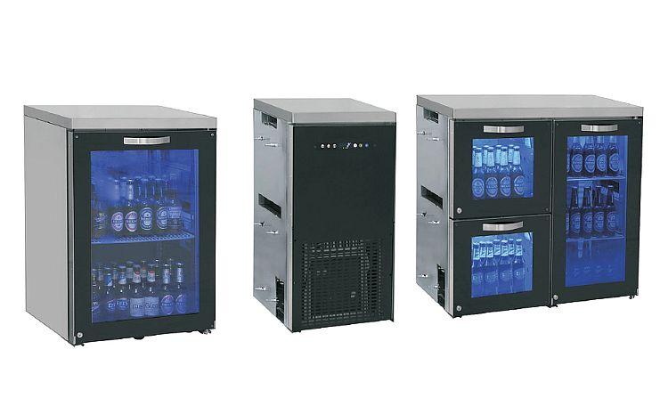 Barkühltisch - Module