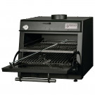 Holzkohlegrill BBQ60 BLACK